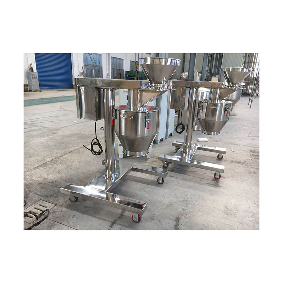 KZL Series High Speed Geinging Granulator